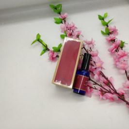 美容院菡美玫瑰水漾亮彩精华液45ML 提亮肤色补水保湿