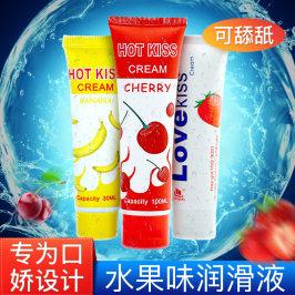 水果味口娇水润滑油深喉口交液私处舔食润滑液性用品人体剂