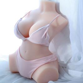 飞机杯成真人体阴道臀部大屁股名器上下半身实体倒模1:1娃娃硅胶