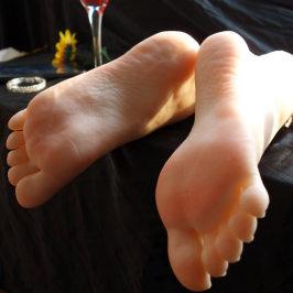 实体硅胶男性自慰器真人倒模仿真脚模鞋袜拍摄道具足交足控性玩具