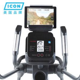 美国icon爱康椭圆机家用款静音电磁控椭圆仪健身器材49716 49717