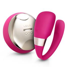 LELO蒂阿妮3代夫妻共震快乐器遥控振动情侣共用按摩器