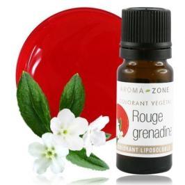 aroma zone石榴红色天然植物色素染色剂10ml口红油溶
