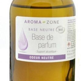 AZ aroma zone香水基底100ml 精油香水diy 植物酒精