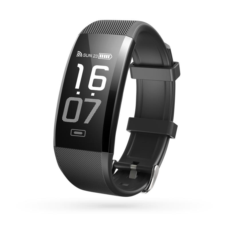 戴图运动智能手环男蓝牙计步器多功能女vivo手表3小米2心率测血压