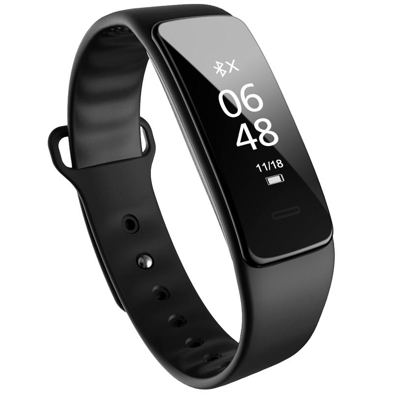 智能运动手环测心率血压计步睡眠监测防水男女苹果2安卓3小米华为