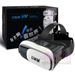 DMM VR眼镜虚拟现实智能手机看电影神器 3D互动头戴式成人性用品