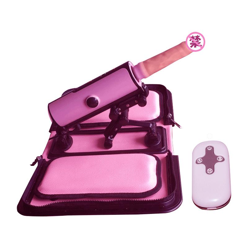 包包炮机女用抽插自慰器高潮性玩具女用全自动伸缩阳具情趣用具MX