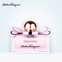 FERRAGAMO/菲拉格慕芭蕾女伶伊人女士淡香水茉莉牡丹持久清新正品
