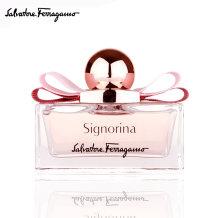 FERRAGAMO/菲拉格慕伊人女士香氛茉莉牡丹持久清新正品香水