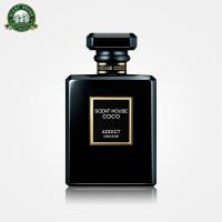 汇香坊黑coco男士香水中性香水持久淡香男人味古龙清新正品