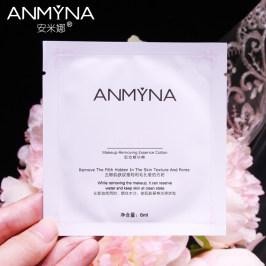 ANMYNA安米娜卸妆精华棉 旅行装单独包装 1片
