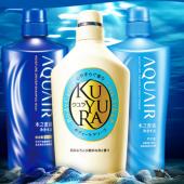 资生堂水之密语净澄水活洗发水护发素套装可悠然沐浴露持续留香