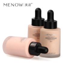 MENOW/美诺 丝柔水粉乳 三效合一 粉底液保湿遮瑕控油裸妆