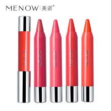 MENOW/美诺 蜡笔唇膏笔口红防水保湿滋润唇笔唇线笔