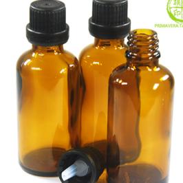 精油调配瓶10ML分装瓶带滴嘴乐活族专业玻璃瓶正品茶色精油瓶进口