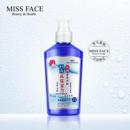 MISS FACE保湿卸妆乳150g 面部眼唇脸部补水深层清洁温和孕妇卸妆