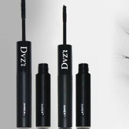 dvz朵色睫毛膏防水纤长不晕染化妆品初学者彩妆全套装正品专柜
