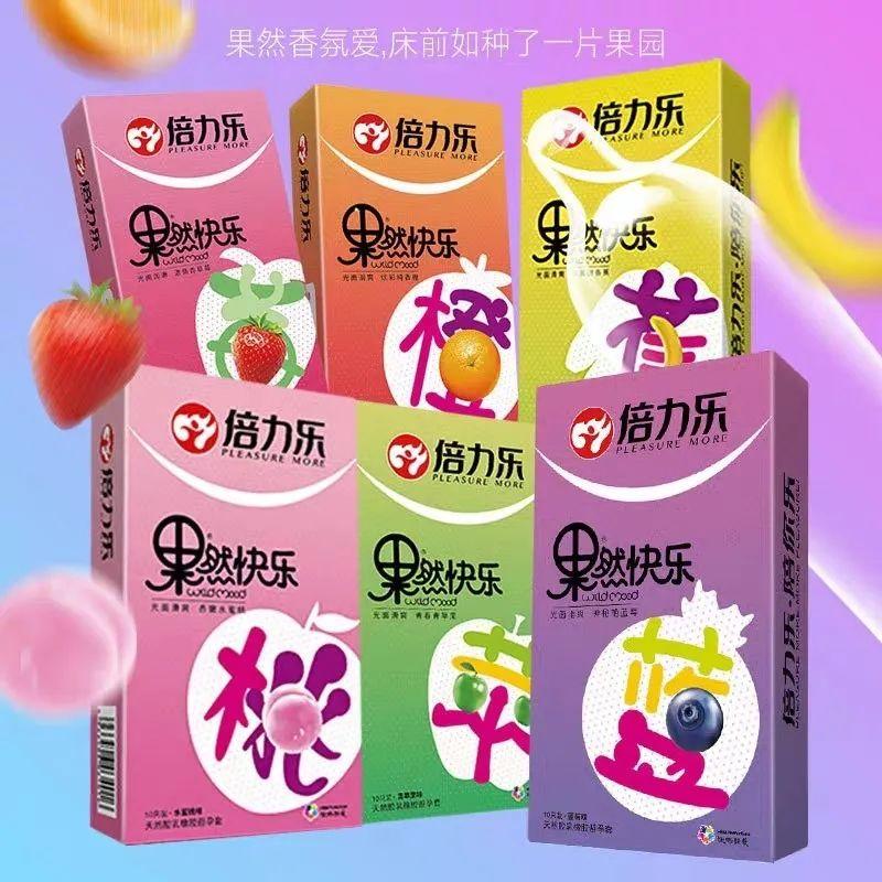 倍力乐果味避孕套可以吃吗?倍力乐避孕套是什么原料做的?