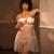 情趣睡衣女吊带透明薄纱网纱性感尤物骚私房透视低胸露背内衣免脱