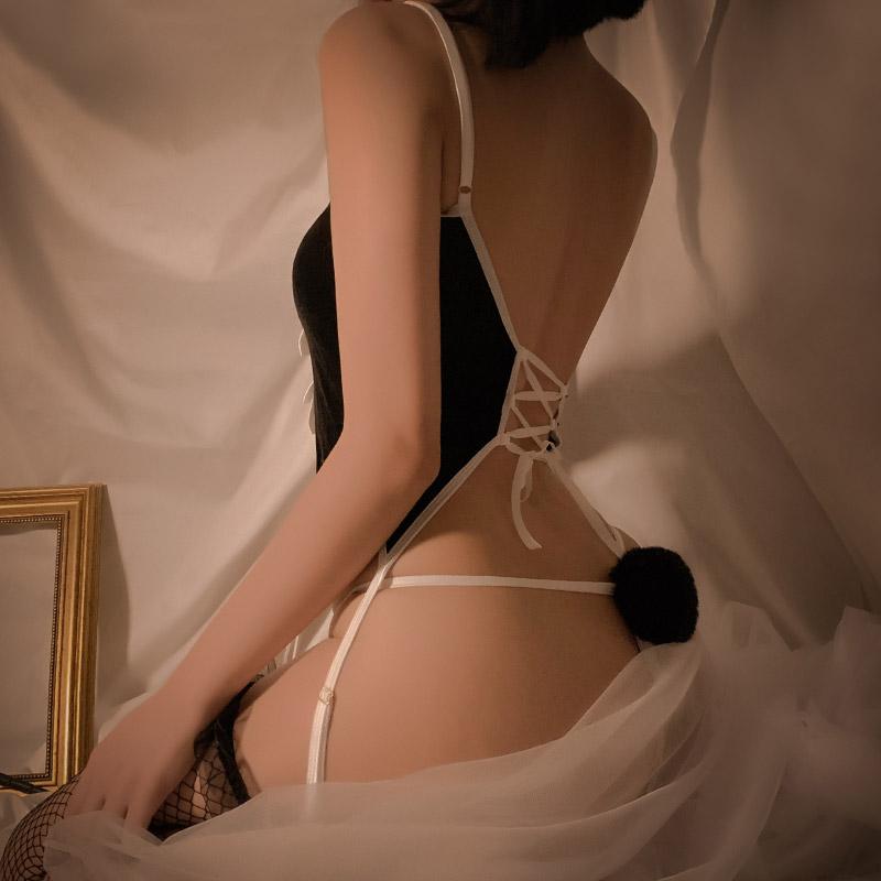 小草莓LSB内衣诱惑免脱服装情趣性感超骚睡衣套装激情午夜魅力骚x