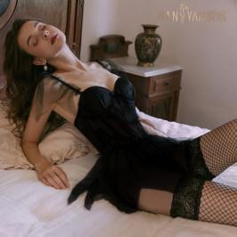 性感情趣内衣超骚马甲诱惑火辣睡衣激情套装骚变态挑逗大码睡裙女
