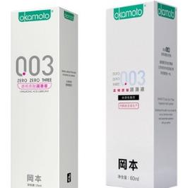 日本进口冈本水溶性润滑剂保湿润滑油人体水溶润滑液60ml