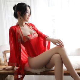 性感内衣情趣睡衣骚露乳诱惑小胸透明大码激情套装超骚床上挑逗女