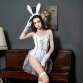 情趣内衣兔女郎cos裙装猫女角色扮演制服诱惑女王套装sm激情调教