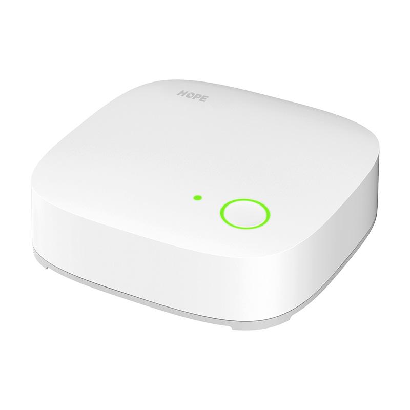 HOPE 向往智能家居控制系统zigbee mini 网关手机APP远程控制