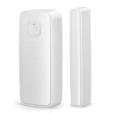艾联智能家居系统感应器门磁联动灯亮开关无线防盗门开门提醒器