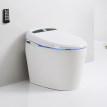 摩柏全自动翻盖翻圈即热式家用坐便器电动冲水一体式智能马桶
