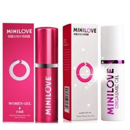 MINILOVE微爱女性凝露 女用外用喷剂高潮凝露凝胶成人情趣用品