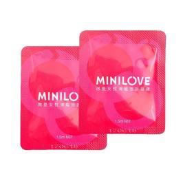微爱MINILOVE 女性外用凝露 高潮液 快感提升成人性用品 1.5毫升