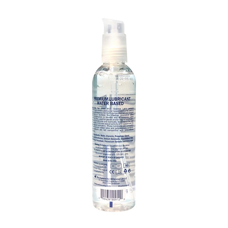 SWISS NAVY水溶性人体润滑剂 人体润滑油私部润滑液 男女用品