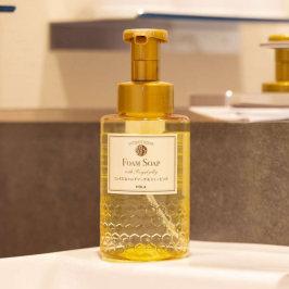 日本酒店POLA Shower Break蜂蜜蜂王洗面奶洁面洗手液二合一泡沫