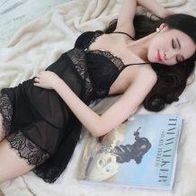 情趣内衣套装超骚激情小胸睡衣性感服装挑逗乳女透明火辣诱惑蕾丝