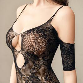 情趣内衣性感火辣超骚透明丝袜激情套装变态开档制服诱惑女睡衣骚