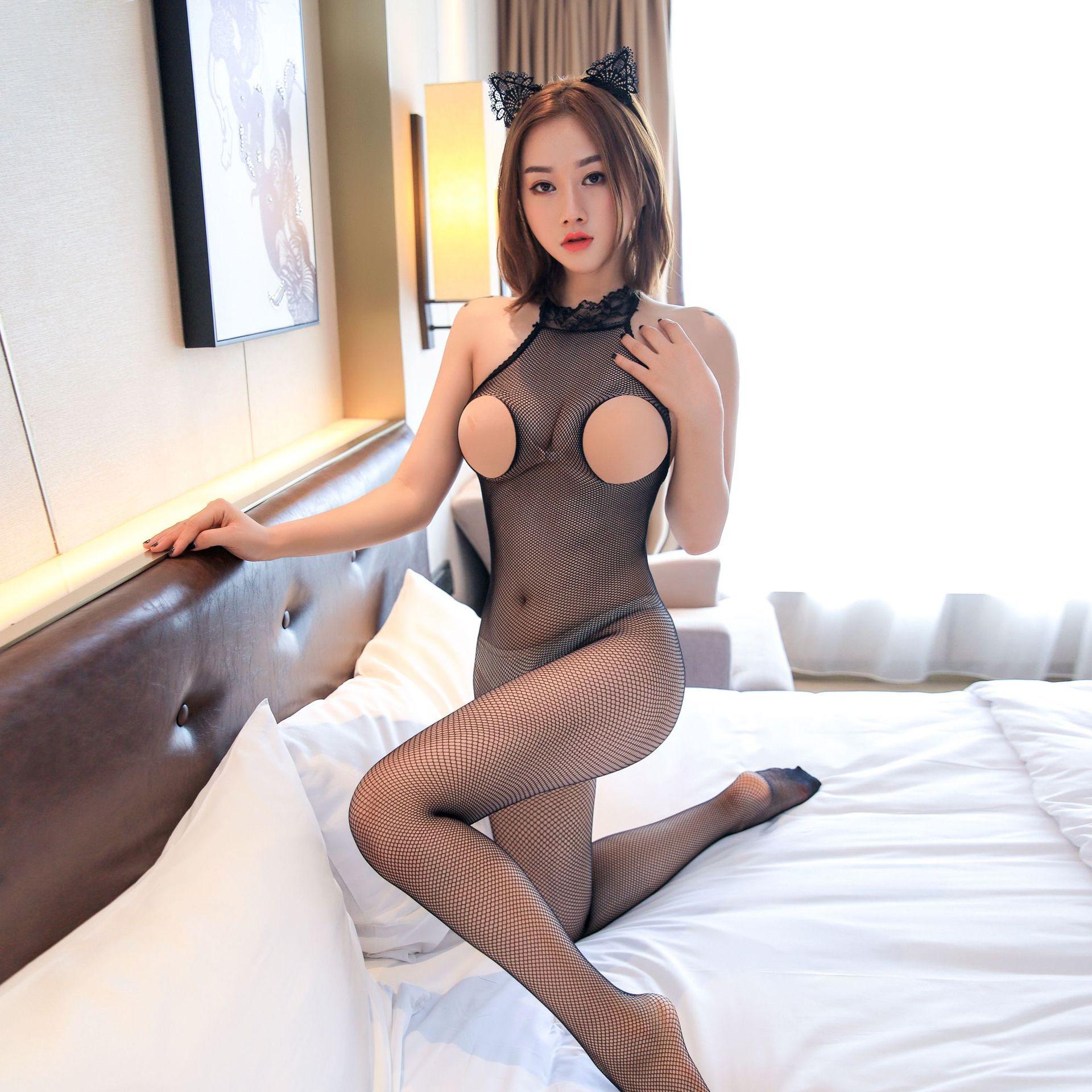 情趣内衣超骚衣服方便开档丝袜激情套装性感变态挑逗透明诱惑女骚