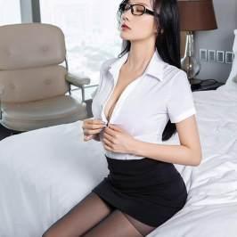 性感情趣内衣骚制服装夜店套装包臀ol秘书办公室老师职业激情诱惑