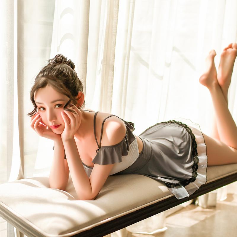 性感女仆情趣内衣透视火辣诱惑床上挑逗制服清纯激情角色扮演套装
