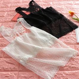 夏季新款抹胸吊带网红爆款背心女蕾丝性感打底内搭可外穿裹胸内衣